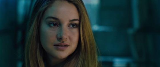 Divergent Movie Teaser Shailene Woodley Tris