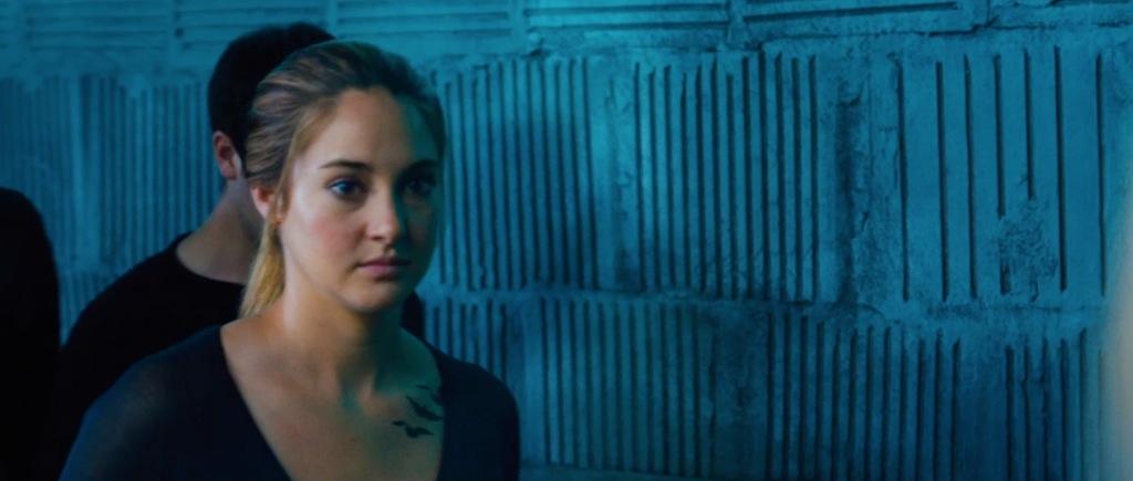 Divergent Movie Teaser Shailene Woodley
