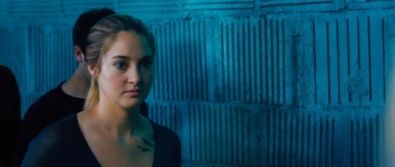 Divergent Movie Teaser Shailene Woodley