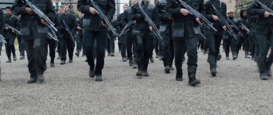 Divergent Movie Teaser Soldiers