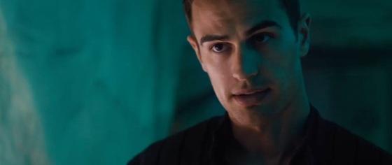 Divergent Movie Teaser Theo James Four