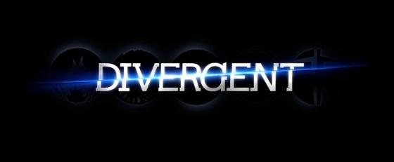 Divergent Title Movie Logo
