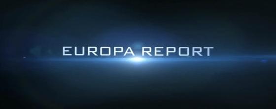 Europa Report Title Movie Logo