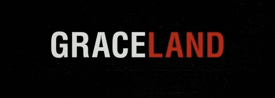 Graceland Title Movie Logo
