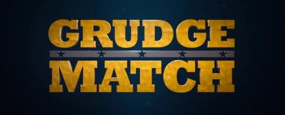Grudge Match Title Movie Logo