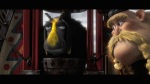 How to Train Your Dragon 2 Still Black Sheep