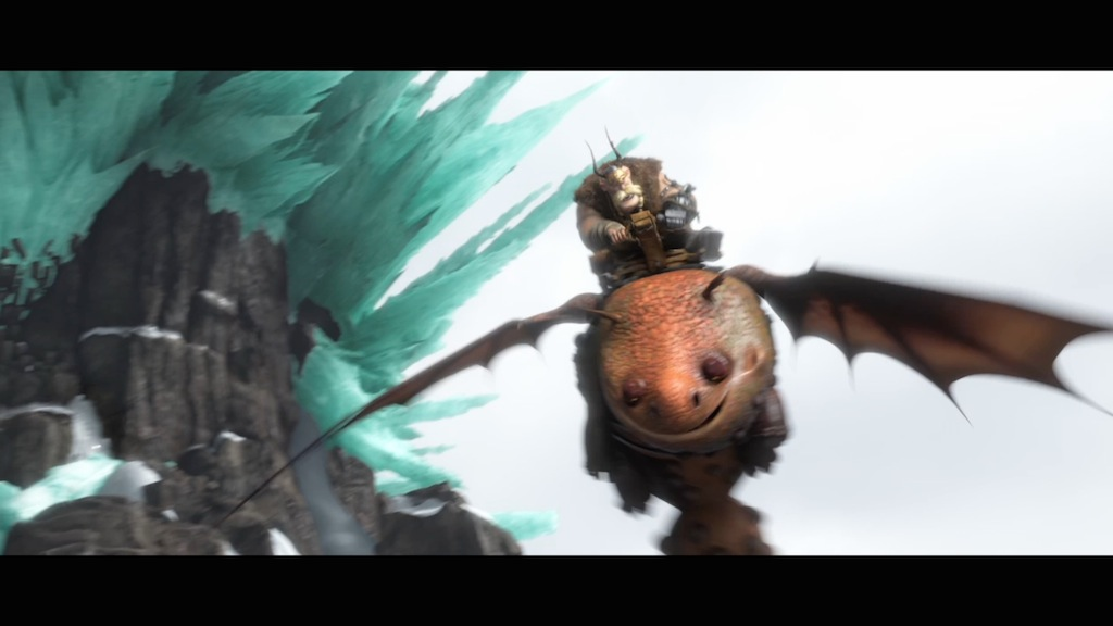 How to Train Your Dragon 2 Still Craig Ferguson