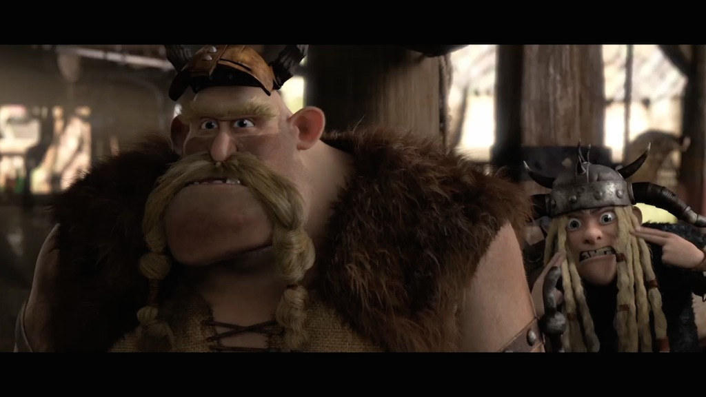 How to Train Your Dragon 2 Still Gobber