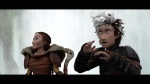 How to Train Your Dragon 2 Still Hiccup and Valka