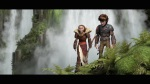 How to Train Your Dragon 2 Still Valka and Hiccup