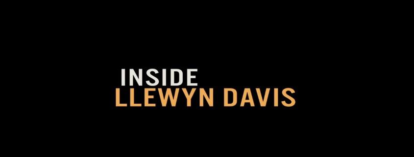 Inside Llewyn Davis Title Movie Logo