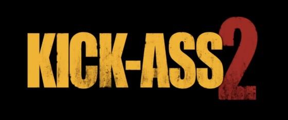 Kick-Ass 2 Title Movie Logo