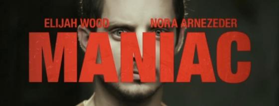 Maniac 2013 Title Movie Logo