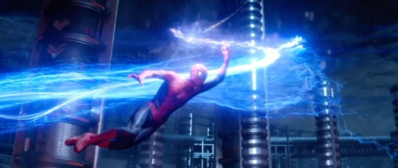 The Amazing Spider-Man 2 Teaser Trailer Electro Fight