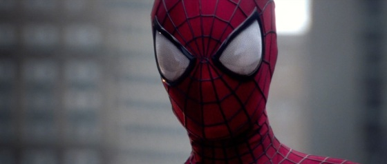 The Amazing Spider-Man 2 Teaser Trailer Mask