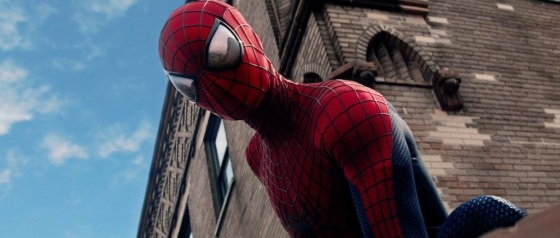 The Amazing Spider-Man 2 Teaser Trailer Spidey Suit