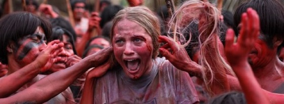 The Green Inferno Horror Movies 2014