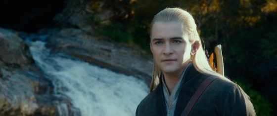 The Hobbit The Desolation of Smaug Teaser Legolas Bloom