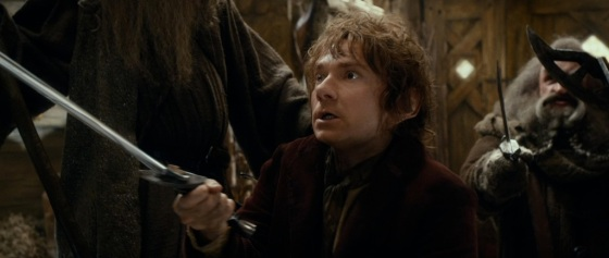 The Hobbit The Desolation of Smaug Teaser Martin Freeman