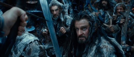 The Hobbit The Desolation of Smaug Teaser Richard Armitage
