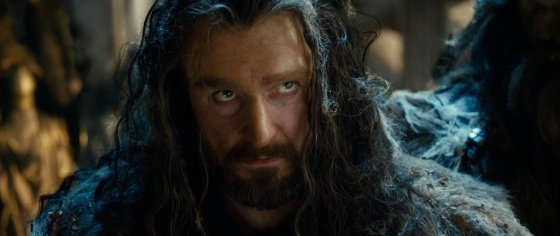 The Hobbit The Desolation of Smaug Teaser Thorin Oakenshield