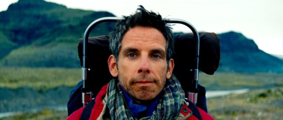 The Secret Life of Walter Mitty Teaser Trailer Backpacking
