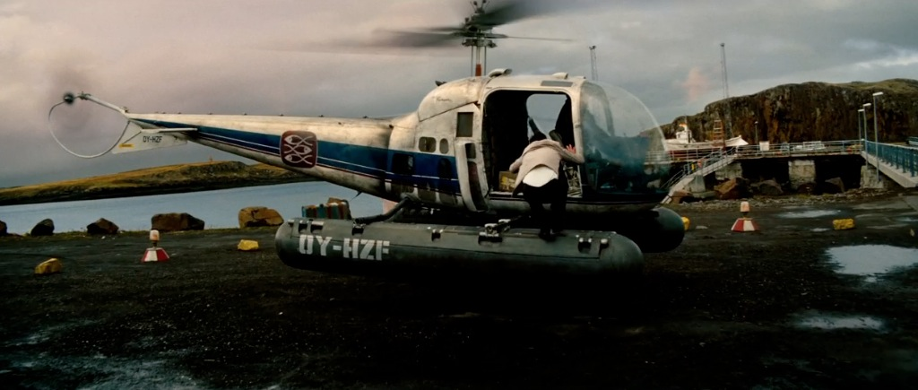 The Secret Life of Walter Mitty Teaser Trailer Helicopter