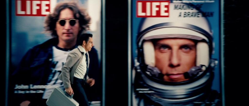 The Secret Life of Walter Mitty Teaser Trailer LIFE Magazine