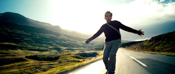 The Secret Life of Walter Mitty Teaser Trailer Skateboarding