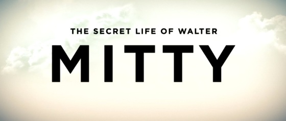 The Secret Life of Walter Mitty Title Movie Logo