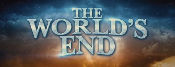 The World's End Title Movie Logo