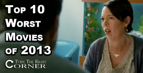 Top 10 Worst Movies of 2013 TTRC