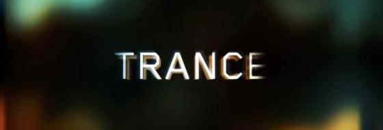 Trance Title Movie Logo