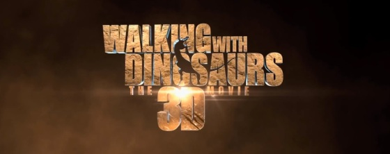 Walking With Dinosaurs Title Movie Logo