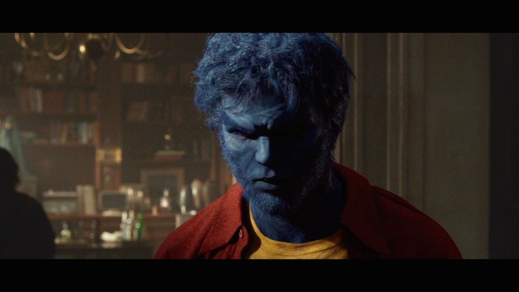 X-Men Days of Future Past Still Beast