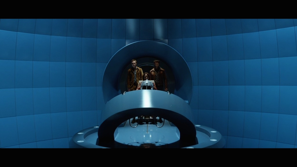 X-Men Days of Future Past Still Cerebro