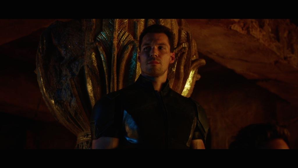 X-Men Days of Future Past Still Colossus
