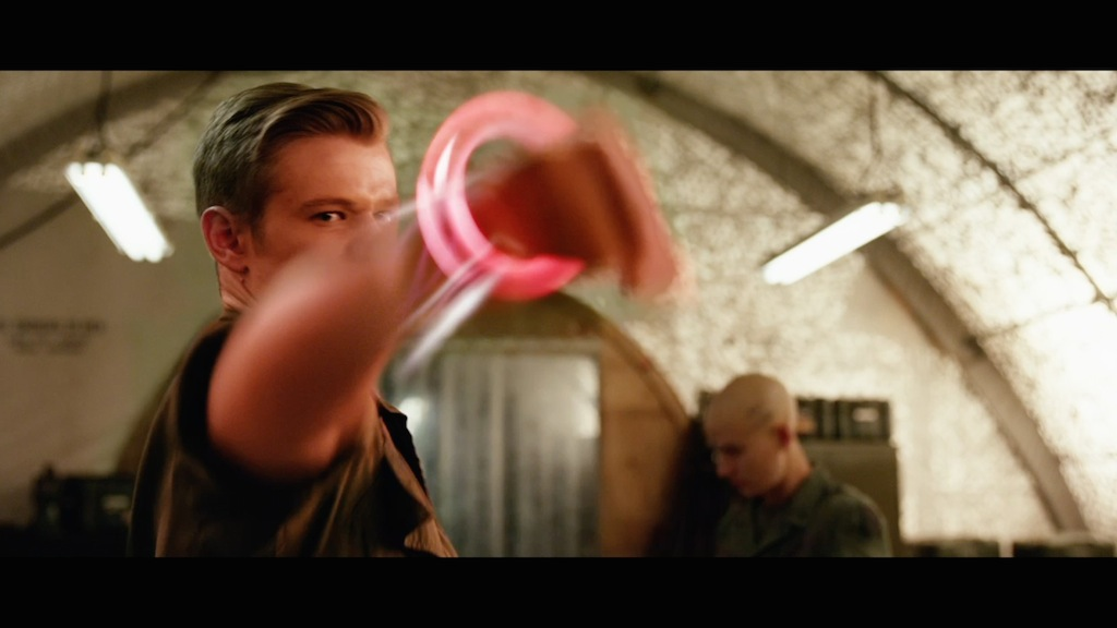 X-Men Days of Future Past Still Havok