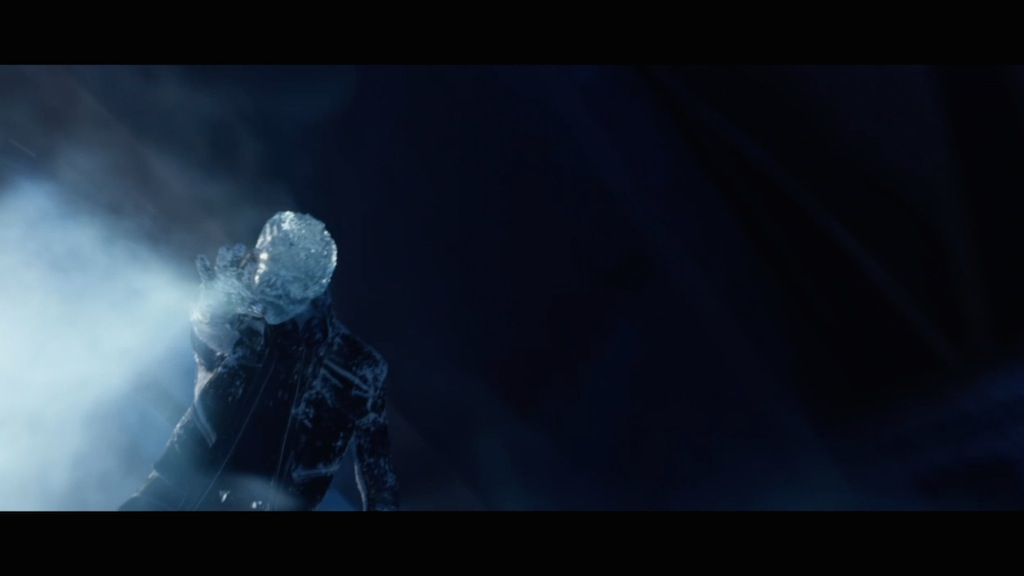 X-Men Days of Future Past Still Iceman