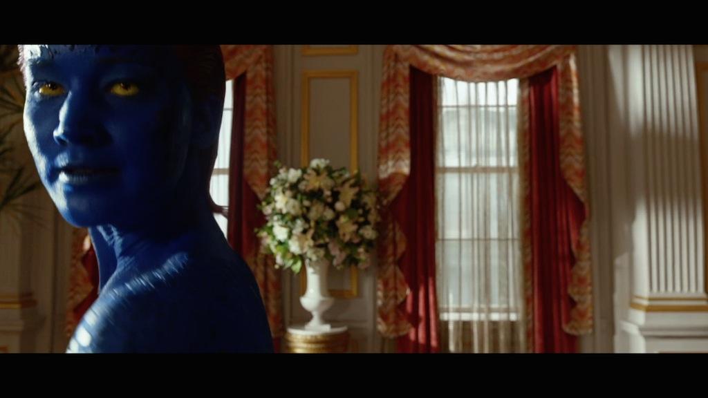 X-Men Days of Future Past Still Lawrence