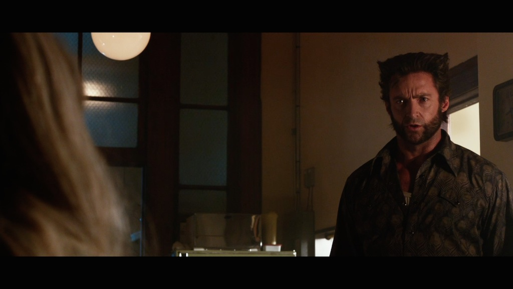 X-Men Days of Future Past Still Logan