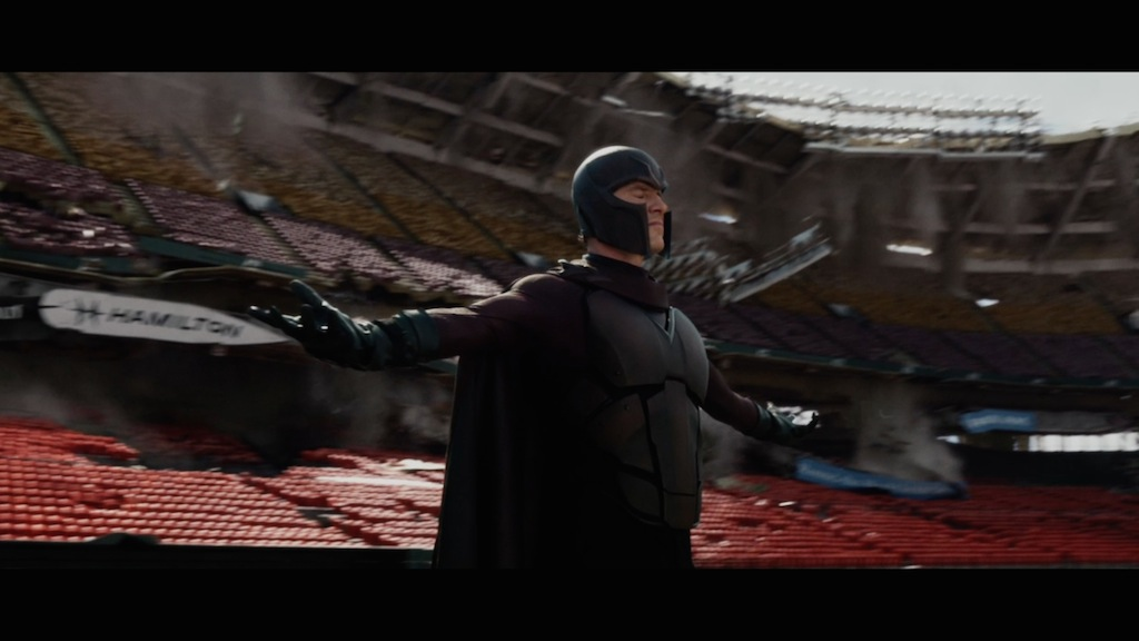 X-Men Days of Future Past Still Magneto