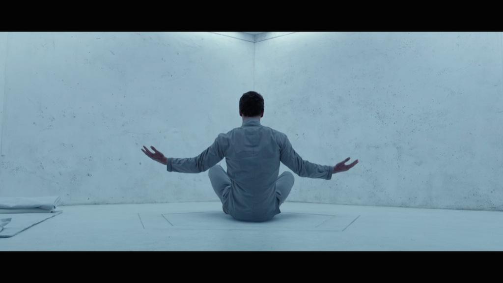 X-Men Days of Future Past Still Meditating