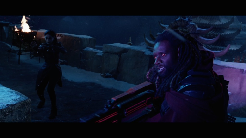 X-Men Days of Future Past Still Omar Sy