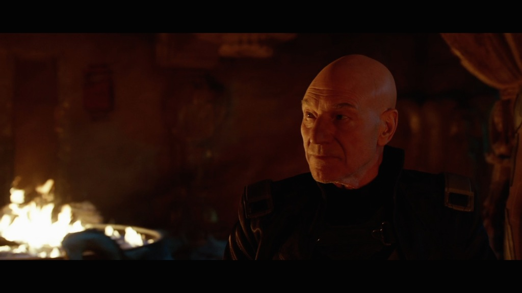 X-Men Days of Future Past Still Patrick Stewart