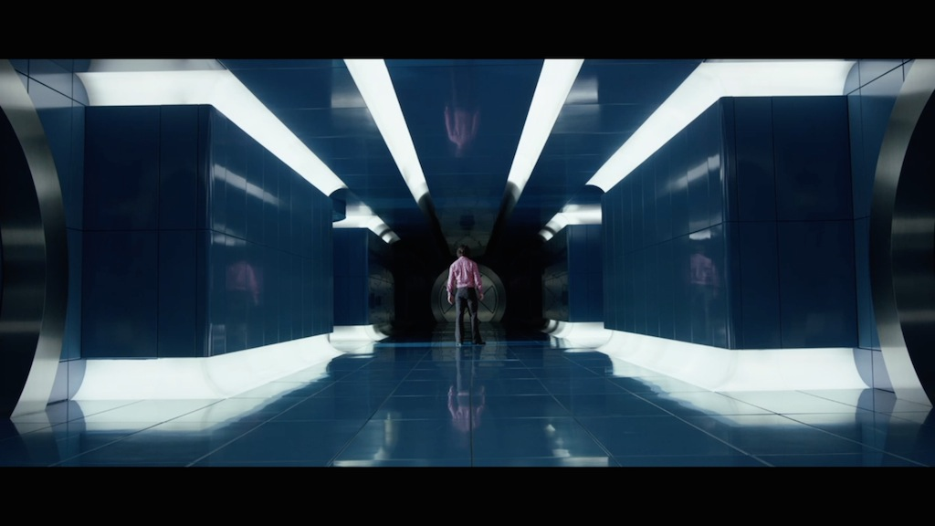 X-Men Days of Future Past Still Underground