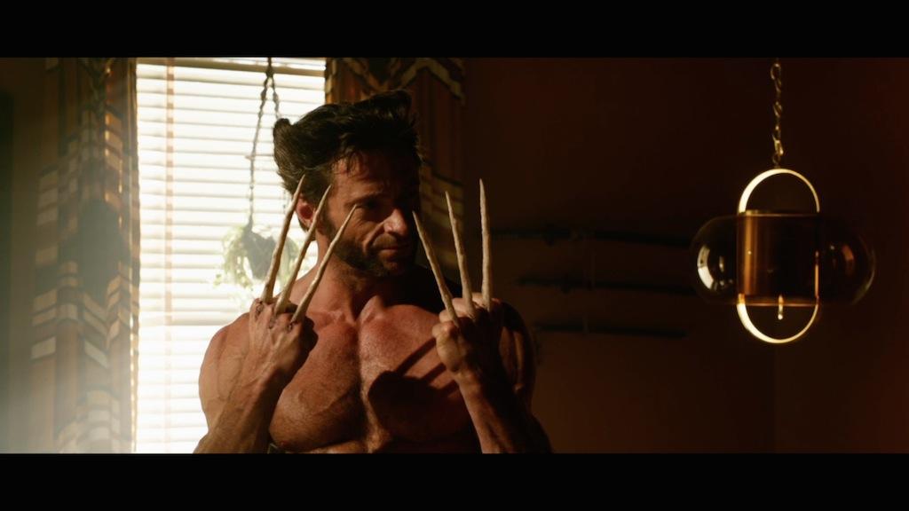 X-Men Days of Future Past Still Wolverine Bone Claws