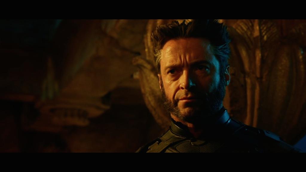 X-Men Days of Future Past Still Wolverine