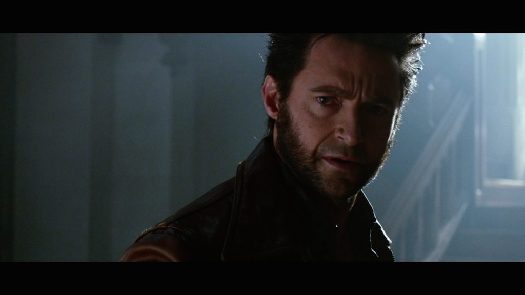 X-Men Days of Future Past Still Young Wolverine