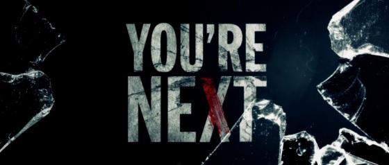 You're Next Title Movie Logo